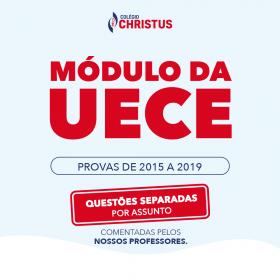 Módulo UECE 2015 a 2019