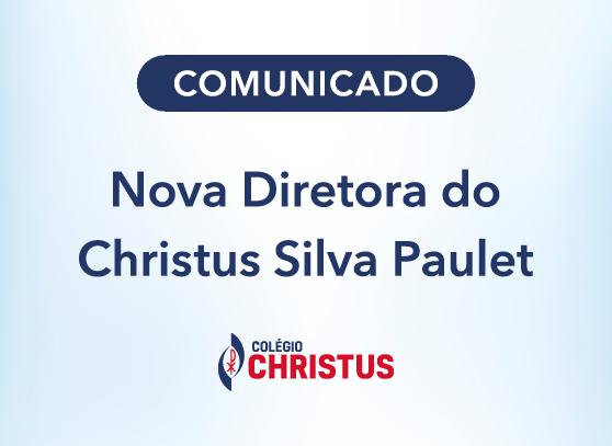 Nova Diretora da sede Silva Paulet